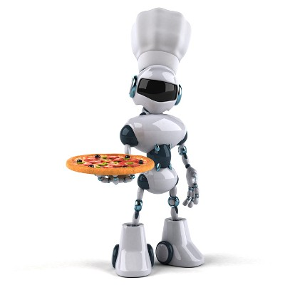 The Future is Here: Domino's Now Has Pizza-Delivering Robots