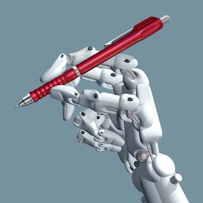 Aspiring Authors Beware: An AI Program Almost Won a Literary Award